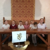 Picture of visit to Carrickfergus Castle Web 15