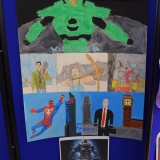 Picture of pupil's creative craft work