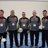 Picture of the GAA coaches