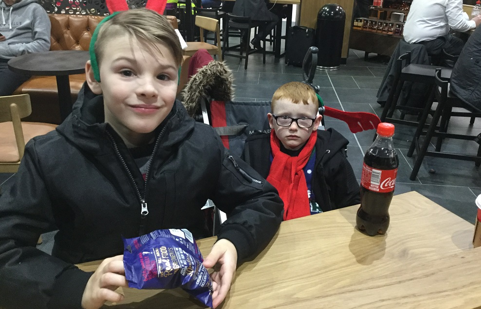 Pupils travelling to Lapland