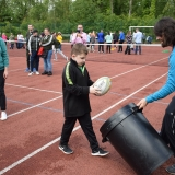 Picture of a pupil hoop passing