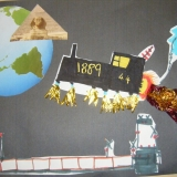 Picture of NDCS art entry