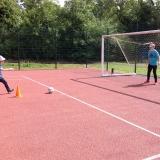 Pupils enjoying a TW Sports football session